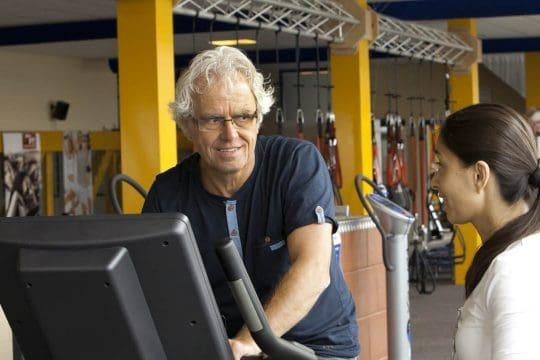 Fysiotherapie, ergotherapie, logopedie en diëtetiek