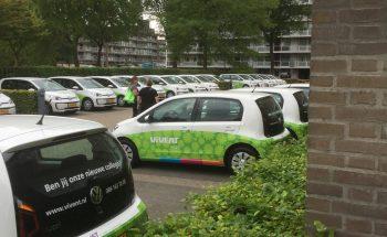 Nieuwe Vivent auto's