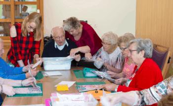 'Dagje Thuis' voor ouderen in Haaren