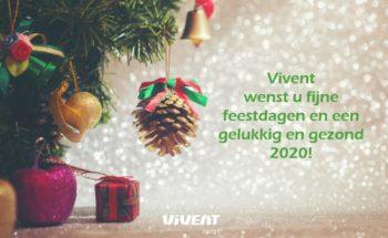 Fijne feestdagen en een gelukkig en gezond 2020!