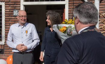 Vivent bestuurder Pieter Hermsen benoemd tot Ridder in de Orde van Oranje-Nassau